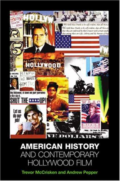 Books About Movies - American History And Contemporary Hollywood Film