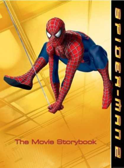 Books About Movies - Spider-Man 2: The Movie Storybook