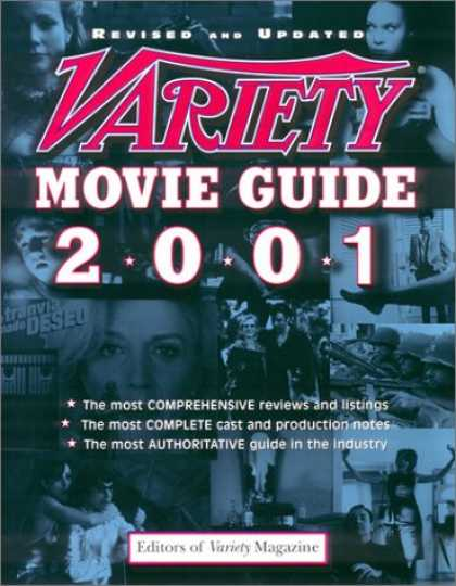 Books About Movies - Variety Movie Guide 2001 (Revised and Updated)