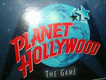 Books About Movies - Planet Hollywood the Game of Movie Trivia