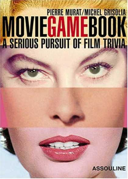Books About Movies - Movie Game Book: A Serious Pursuit Of Film Trivia