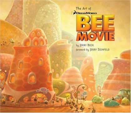 Books About Movies - The Art of Bee Movie
