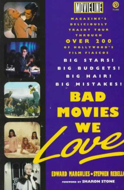 Books About Movies - Bad Movies We Love (Plume)