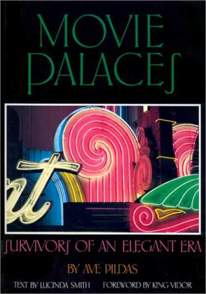 Books About Movies - Movie Palaces (Architecture and Film, 1)