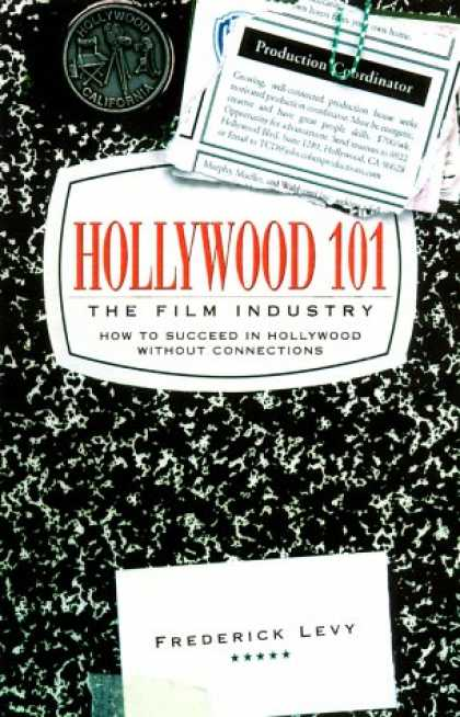 Books About Movies - Hollywood 101: The Film Industry