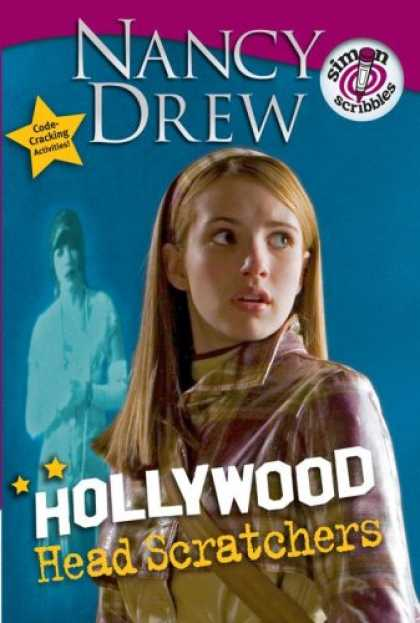 Books About Movies - Hollywood Head Scratchers (Nancy Drew Movie)