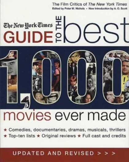 Books About Movies - The New York Times Guide to the Best 1,000 Movies Ever Made, Updated & Revised (