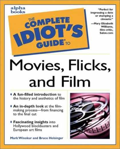 Books About Movies - The Complete Idiot's Guide to Movies, Flicks, and Films