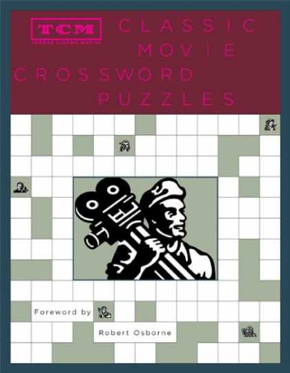 Books About Movies - TCM Classic Movie Crosswords