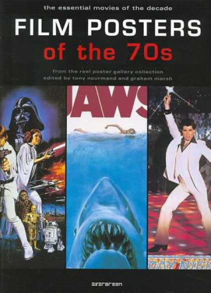 Books About Movies - Film Posters of the 70s: The Essential Movies of the Decade