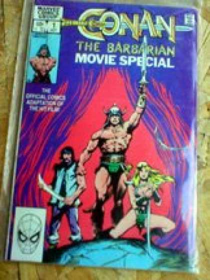 conan the barbarian comic. Conan the Barbarian Movie