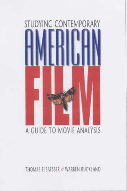 Books About Movies - Studying Contemporary American Film: A Guide to Movie Analysis