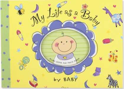 Books About Parenting - My Life as a Baby (Record Keeper Photo Albums)