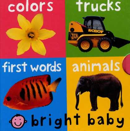 Books About Parenting - Bright Baby, 4 Copy Slipcase