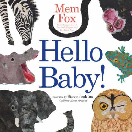 Books About Parenting - Hello Baby!