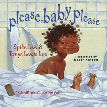 Books About Parenting - Please, Baby, Please