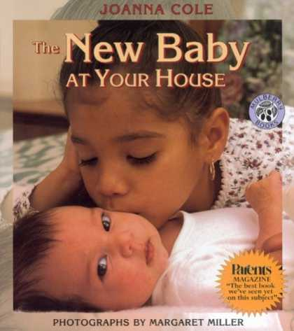 Books About Parenting - The New Baby at Your House
