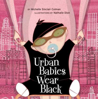 Books About Parenting - Urban Babies Wear Black