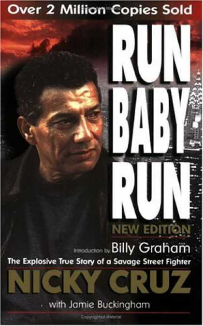 Books About Parenting - Run, Baby, Run