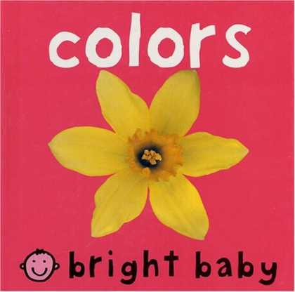 Books About Parenting - Bright Baby Colors