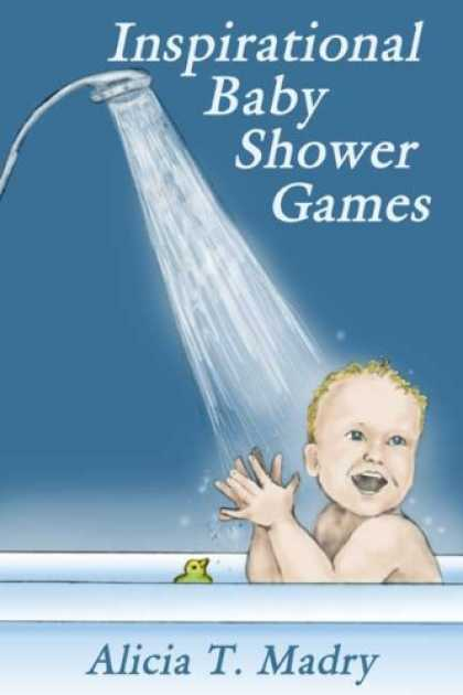 Books About Parenting - Inspirational Baby Shower Games