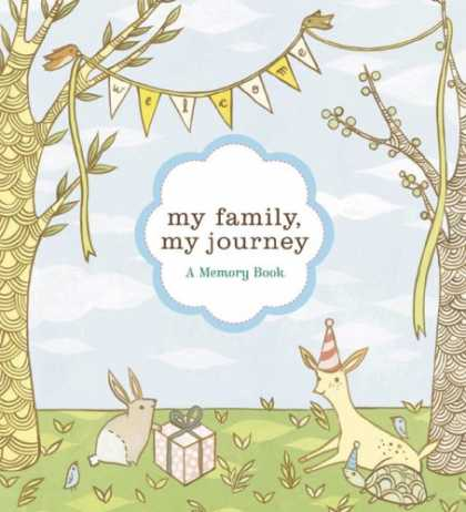 Books About Parenting - My Family, My Journey: A Baby Book for Adoptive Families