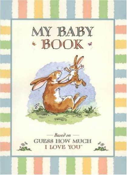 Books About Parenting - Guess How Much I Love You: My Baby Book