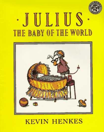 Books About Parenting - Julius, the Baby of the World