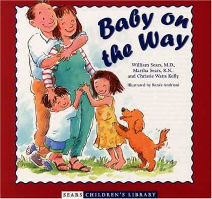 Books About Parenting - Baby on the Way (Sears Children Library)
