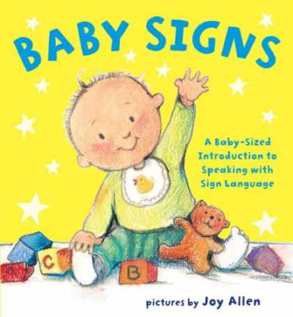 Books About Parenting - Baby Signs