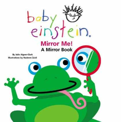 Books About Parenting - Baby Einstein: Mirror Me!