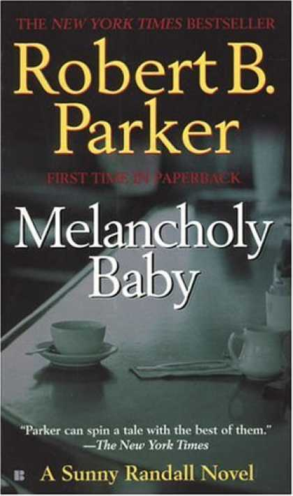 Books About Parenting - Melancholy Baby (Sunny Randall Novels)