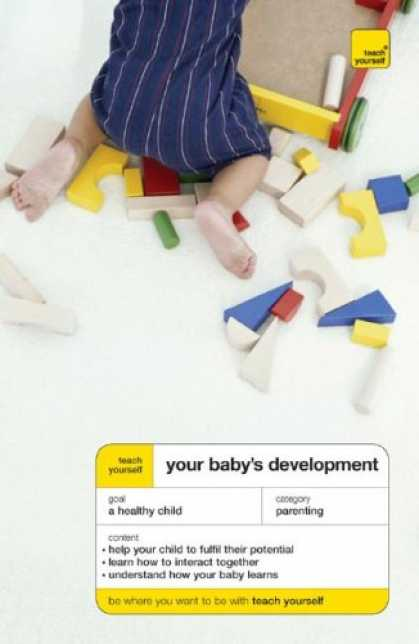 Books About Parenting - Teach Yourself Your Babys Development (Teach Yourself: Parenting)