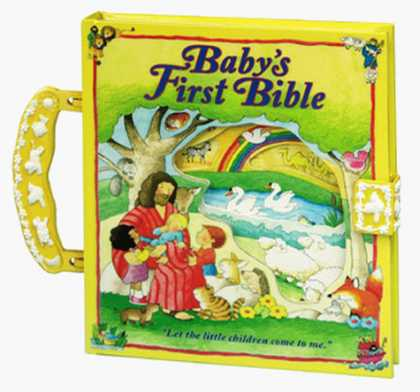 Books About Parenting - Baby's First Bible (First Bible Collection)