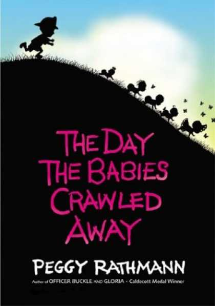 Books About Parenting - The Day the Babies Crawled Away