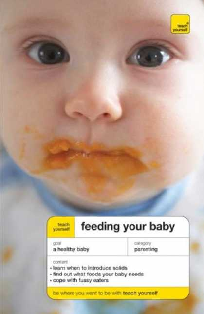 Books About Parenting - Teach Yourself Feeding Your Baby (Teach Yourself: Parenting)