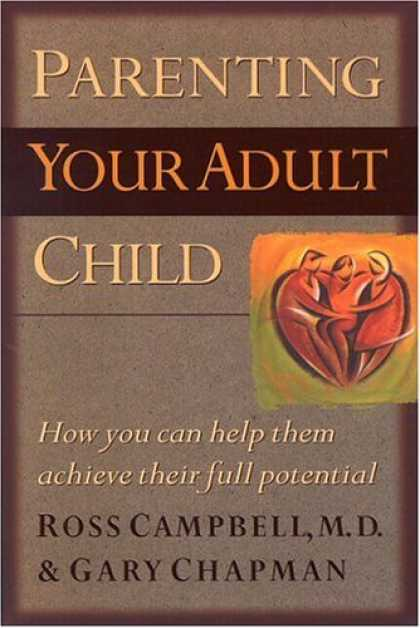 Books About Parenting - Parenting Your Adult Child: How You Can Help Them Achieve Their Full Potential