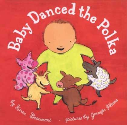 Books About Parenting - Baby Danced the Polka (Ala Notable Children's Books. Younger Readers (Awards))