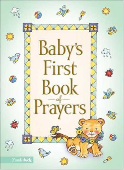 Books About Parenting - Baby's First Book of Prayers
