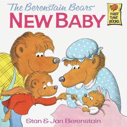 Books About Parenting - The Berenstain Bears' New Baby