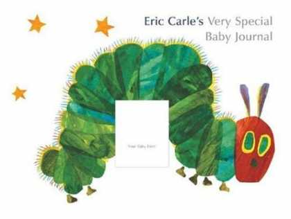 Books About Parenting - Eric Carle's Very Special Baby Journal