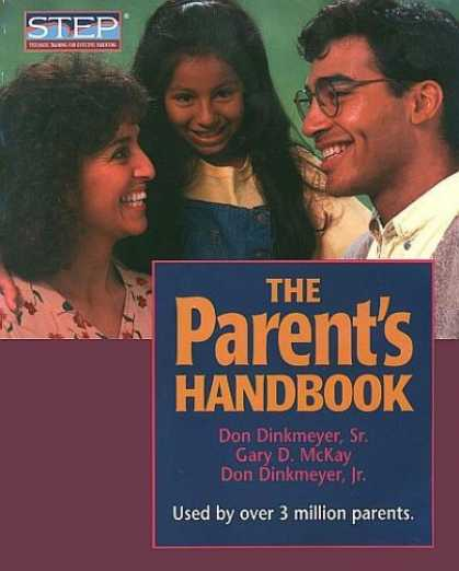 Books About Parenting - The Parent's Handbook: Systematic Training for Effective Parenting