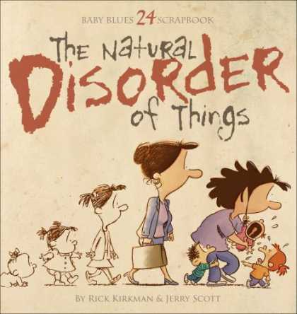 Books About Parenting - The Natural Disorder of Things: Baby Blues Scrapbook 25