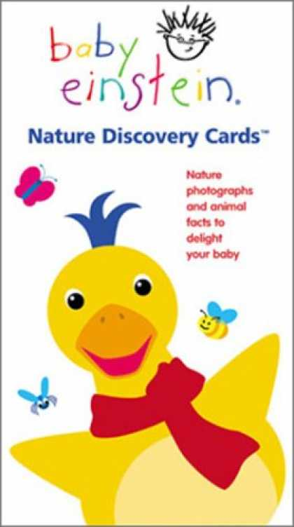 Books About Parenting - Baby Einstein: Nature Discovery Cards