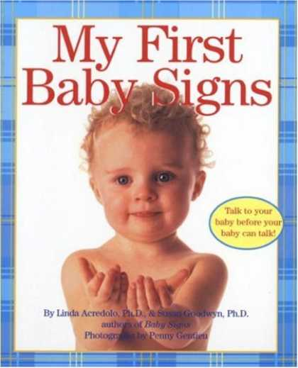 Books About Parenting - My First Baby Signs