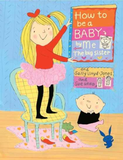 Books About Parenting - How To be A Baby . . . By Me, The Big Sister