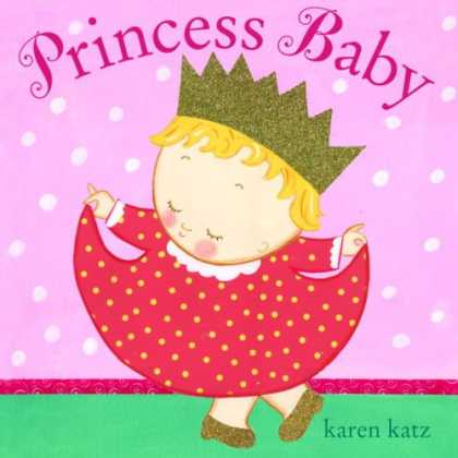 Books About Parenting - Princess Baby