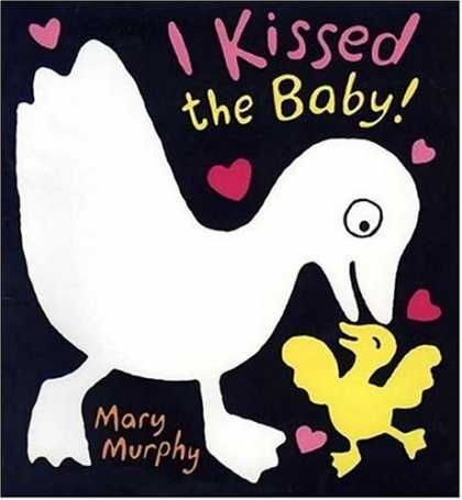Books About Parenting - I Kissed the Baby!