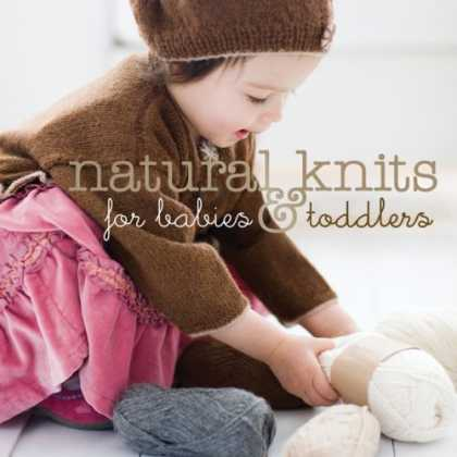 Books About Parenting - Natural Knits for Babies & Toddlers