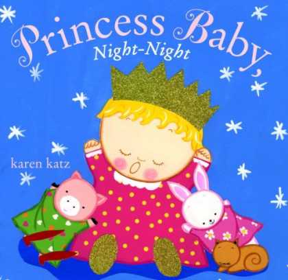Books About Parenting - Princess Baby, Night-Night